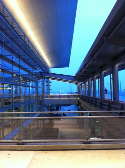 winnipeg airport canada